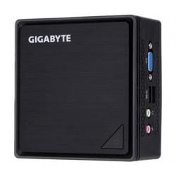 GIGABYTE BRIX GB-BPCE-3350C (Fanless), Intel Celeron N3350,...