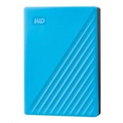 "WD My Passport portable 4TB Ext. 2.5"" USB3.0 Blue WDBPKJ0040BBL-WESN"
