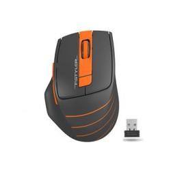 A4tech FG30B, FSTYLER bezdrátová myš, optická 2000DPI, 2.4 GHz, oranžová FG30_O