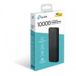 TP-LINK TL-PB10000, Powerbanka 10000 mAh black