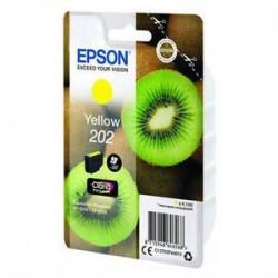 kazeta EPSON XP-6000 202 Yellow (300 str) C13T02F440