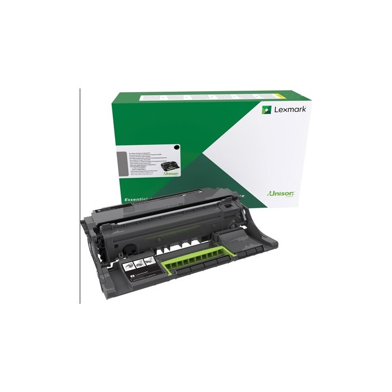 B/MB/MS/MX 27,28,72,82, Black Return Program Imaging Kit - 150 000 stran 58D0Z00