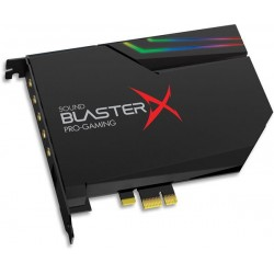 Creative Sound BlasterX AE-5, herná zvuková karta PCIe interná 70SB174000000