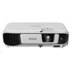 EPSON projektor EB-S41, 800x600, 3300ANSI, 15000:1, USB, VGA, HDMI, Wi-Fi ,RGB se závěrkou s kapalnými V11H842040