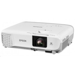 EPSON projektor EB-X39,1024x768,3500ANSI, 15000:1, VGA, HDMI, USB 3-in-1, WiFi, 3 ROKY ZÁRUKA V11H855040
