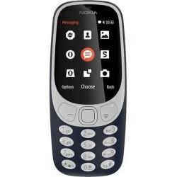 Nokia 3310, Single SIM, modrá A00028098