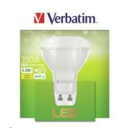 VERBATIM LED žárovka,LED PAR16 GU10 5W 2700K WW 350LM 35 Uhel 52644