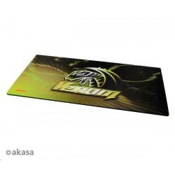 AKASA Podložka pod myš Venom XXL, tloušťka 3mm, přirodní pryž,...