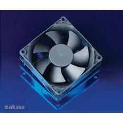 AKASA Ventilátor DFS802512M, 80 x 25mm, kluzné ložisko