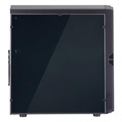 Fortron skříň Midi Tower CMT120A Black, průhledná bočnice POC0000032