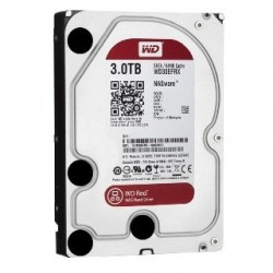 HDD CAVIAR Red  3TB SATA 6Gb/s 64MB WD30EFRX