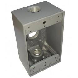 UBNT UniFi AP AC In Wall - Montážní krabice pro UAP-IW, kovová UAP-IW-M
