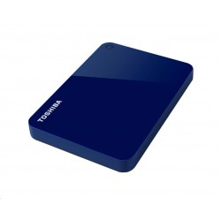 "TOSHIBA HDD CANVIO ADVANCE 1TB, 2,5"", USB 3.0, modrý HDTC910EL3AA"
