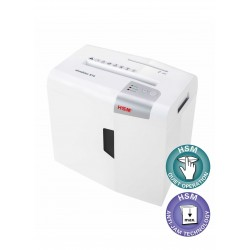 HSM skartovač ShredStar X5 White (velikost řezu 4,5x30mm, DIN P-4...