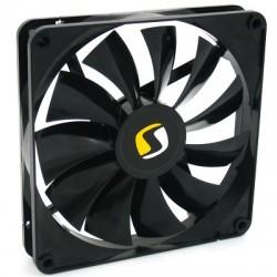 SilentiumPC přídavný ventilátor Zephyr 140/ 140mm fan/ ultratichý...