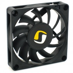 SilentiumPC přídavný ventilátor Zephyr 70/ 70mm fan/ ultratichý 17,7 dBA SPC013