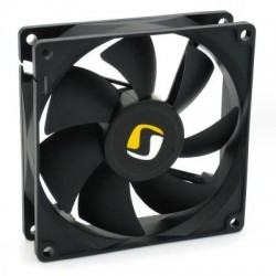 SilentiumPC přídavný ventilátor Mistral 92 / 92mm fan/ ultratichý 21 dBA SPC044