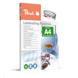 Peach Laminating Pouch A4 (216x303mm), 60mic, PPR060-02 510784