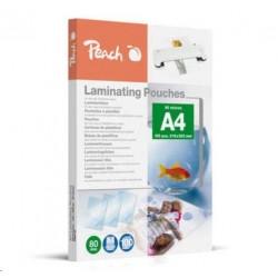 Peach Laminovacia fólia A4 80mic, 100 ks, PP580-02 510361