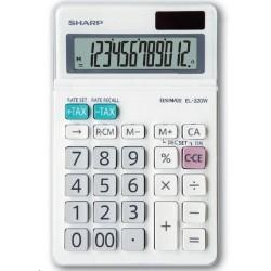 SHARP kalkulačka - EL320W SH-EL320W