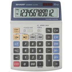 SHARP kalkulačka - EL2125C - gift box SH-EL2125C