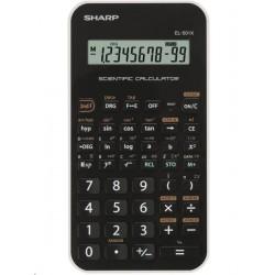 SHARP kalkulačka - EL501XBWH - blister SH-EL501XBWH