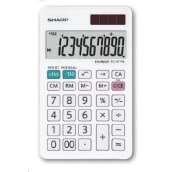 SHARP kalkulačka - EL377W SH-EL377W