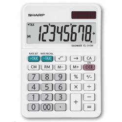 SHARP kalkulačka - EL310W SH-EL310W