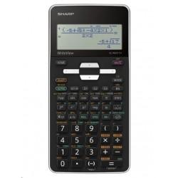 SHARP kalkulačka - ELW531THWH  - Bílá SH-ELW531THWH