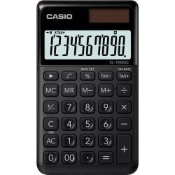 CASIO kalkulačka SL 1000SC BK, Kapesní kalkulátor
