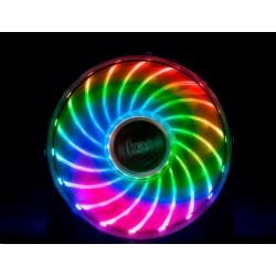 AKASA Ventilátor Vegas 7 120x120x25mm, Sleeve bearing, 23.2 dBA, 3 pin, 7 barev AK-FN092