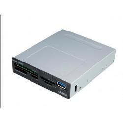 AKASA Multi-čtečka paměťových karet, interní, USB 3.0 AK-ICR-27