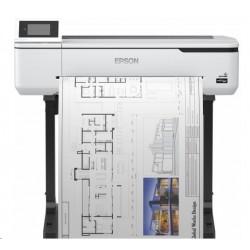 EPSON tiskárna ink SureColor SC-T3100, 4ink, A1, 2400x1200 dpi, USB 3.0 , LAN, WIFI, C11CF11302A0