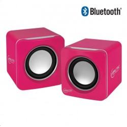 ARCTIC mobilní bluetooth reproduktory - S111 BT - růžové SPASO-SP009PK-GBA01
