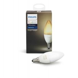 PHILIPS Hue White Ambiance, žárovka svíčková 6W E14 B39 DIM 871869669520300