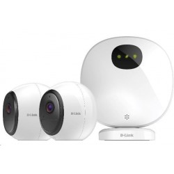 D-Link DCS-2802KT mydlink™ Pro Wire-Free Camera Kit, 2x DCS-2800LH...