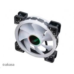 AKASA Ventilátor Vegas TLX, 120x120x25mm, aRGB, Dual Sided AK-FN101
