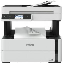 EPSON tiskárna ink EcoTank Mono M3140, 4v1, A4, 35ppm, USB, Duplex, ADF, 3 roky záruka po registraci C11CG91403