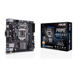 ASUS MB Sc LGA1151 PRIME H310I-PLUS R2.0/CSM (SW + PUR RMA), Intel...