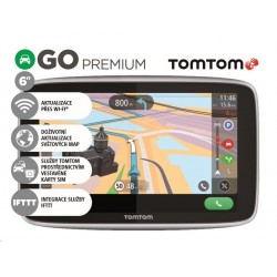 TomTom GO PREMIUM 6 World Lifetime 1PL6.002.30