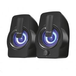 TRUST Gemi RGB 2.0 Speaker Set - černý 22948