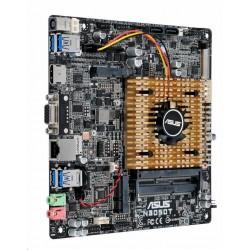 ASUS MB N3050T, Intel® Celeron® Dual-Core N3050, 2x DDR3, VGA, thin mini ITX 90MB0P90-M0EAY0