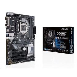 ASUS MB Sc LGA1151 PRIME H310-PLUS R2.0, Intel H310, 2xDDR4, VGA...
