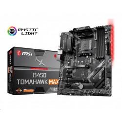 MSI MB Sc AM4 B450 TOMAHAWK MAX, AMD B450, VGA, 4xDDR4