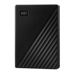 "WD My Passport portable 5TB Ext. 2.5"" USB3.0 Black WDBPKJ0050BBK-WESN"