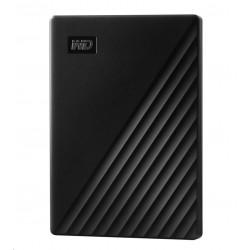 "WD My Passport portable 1TB Ext, 2,5"" USB3.0, WORLDWIDE 2019, Black WDBYVG0010BBK-WESN"