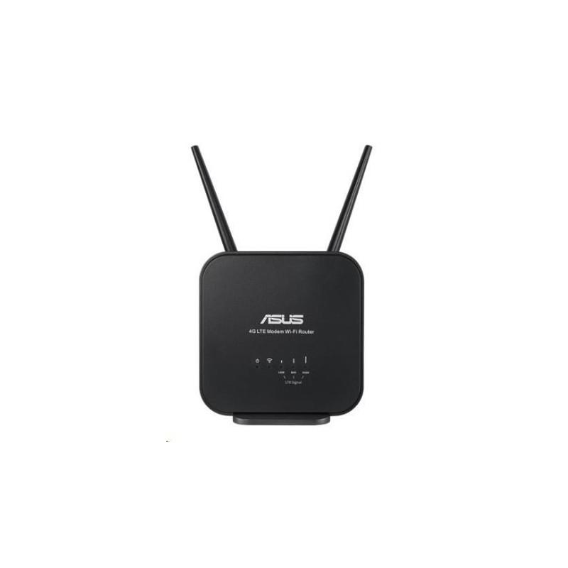 ASUS 4G-N12 B1 Wireless N300 4G LTE Modem Router 90IG0570-BM3200