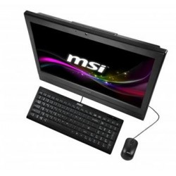 MSI AIO AP1622ET-028XEU Black 15,6 HD LED dotyk./intel 1037U(1,8GHz)/NM70/4GB/500GB/USB3/COMport/LPTport/3in1/no-OS