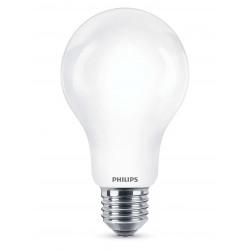 PHILIPS LED žárovka klasická A67 230V 11,5W E27 noDIM Matná 1521lm 4000K Sklo A++ 15000h (Krabička 1ks) 929001802831