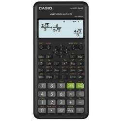 CASIO kalkulačka FX 82ES PLUS 2E, černá, školní, desetimístná FX-82ESPLUS-2-SETD